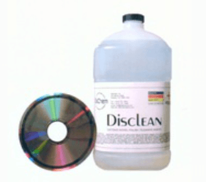 DisClean: Optical Substrate Cleaner - DisChem Inc
